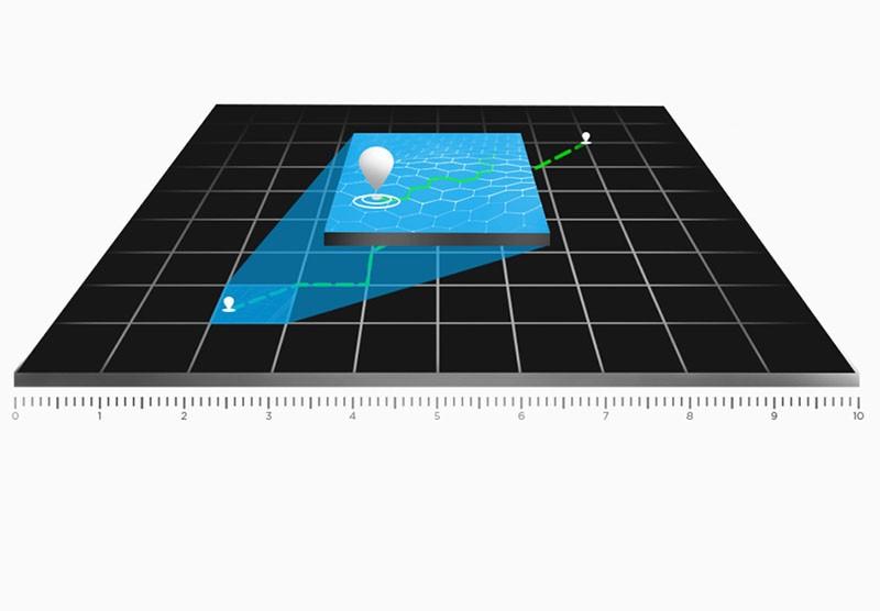 D RTK 2 permite una exactitud de centímetros