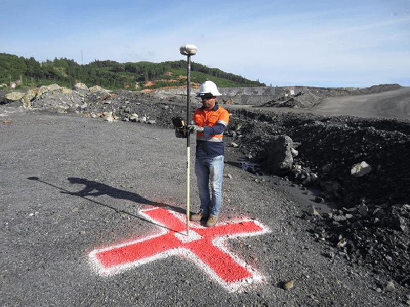 GCP. Punto de Control Sobre el Terreno (Ground Control Point)