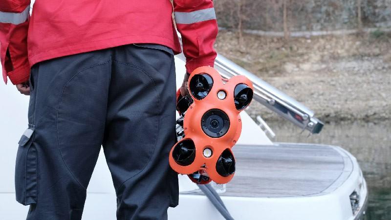 Chasing M2 PRO es manejable u fácil de usar. Sólo pesa 5,7 kg.
