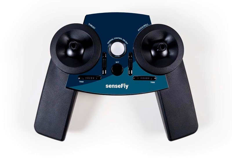 Radio control eBee X