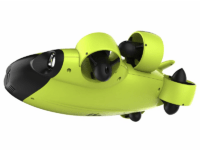 vista lateral del QYSEA Fifish V6 ROV