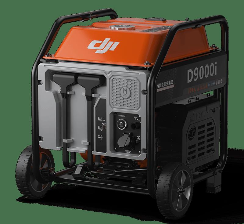 Generador de gasolina Agras para carga de baterias inteligentes