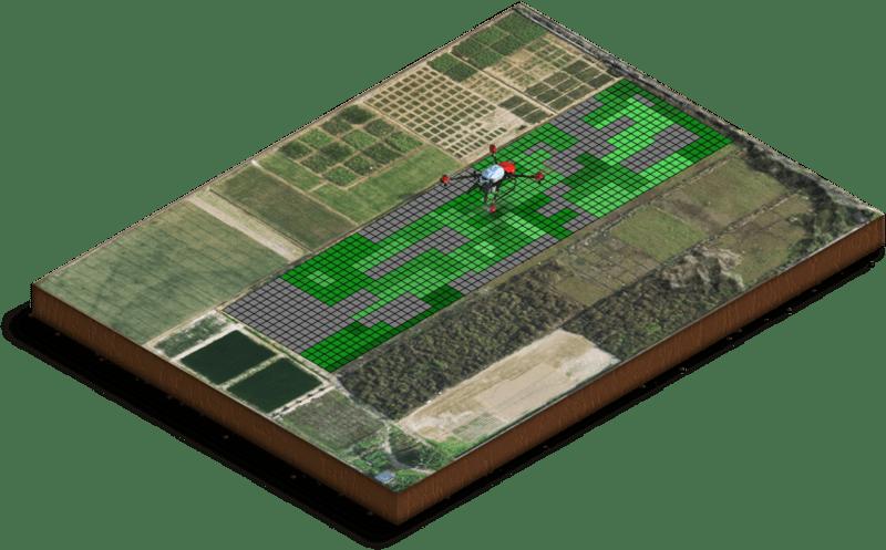 Agricultura inteligente XAG