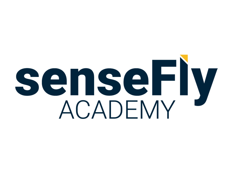 SenseFly Academy. Programa de formación certificado
