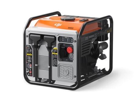 Generador Electrico a gasolina DJI D4500i para drones agrícolas T10, T16 y T20.