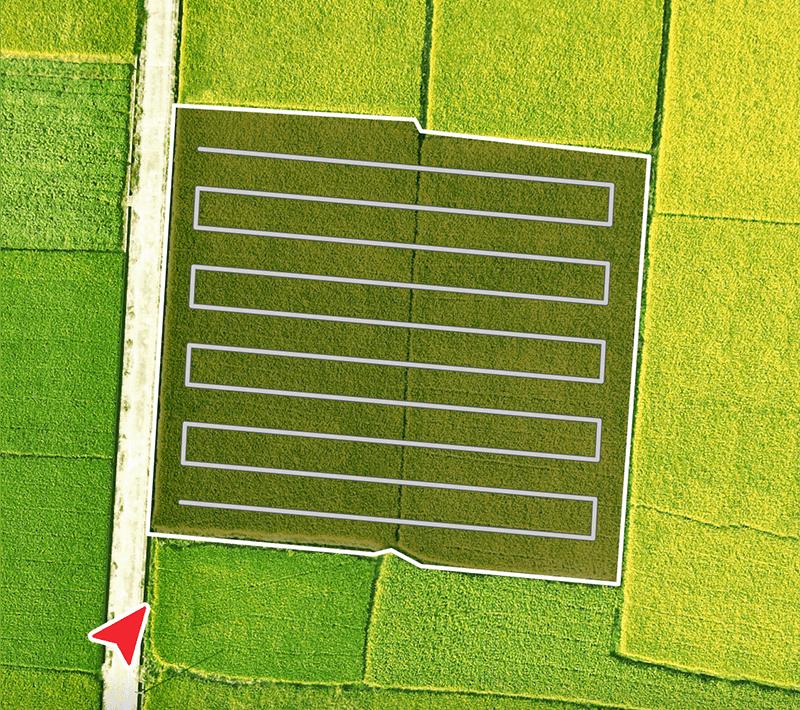 App de vuelo para drones agrícolas XAG
