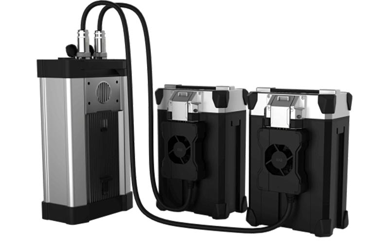 Baterias inteligentes para los drones de la serie P de XAG