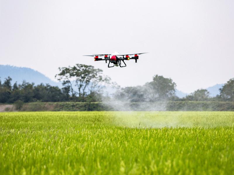 XAG Serie P. Drones agrícolas.