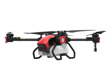 XAG P80 el dron agrícola con depósito de 40 kilos.