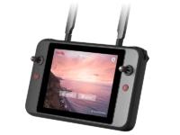Vista frontal del Controlador inteligente para drones Autel