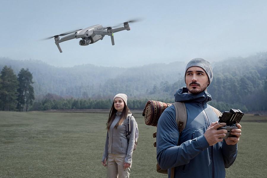 DJI Air 2s, para fotógrafos viajeros.