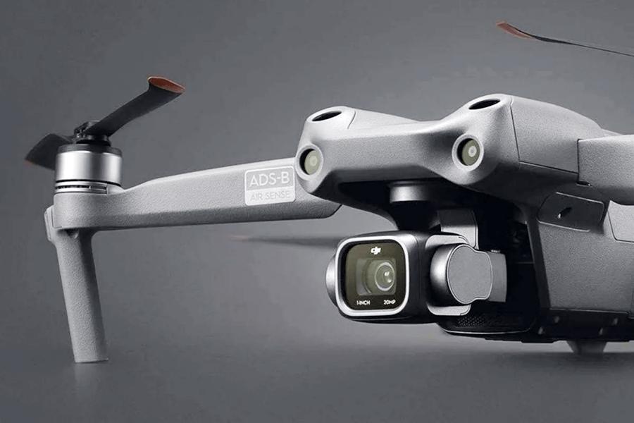 AIR 2S: Sensor CMOS de 1 pulgada para imagenes nitidas y bien iluminadas