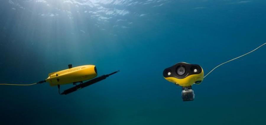 Drone submarino CHASING Gladius Mini S
