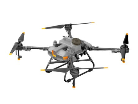 DJI agras T10 dron fumigación
