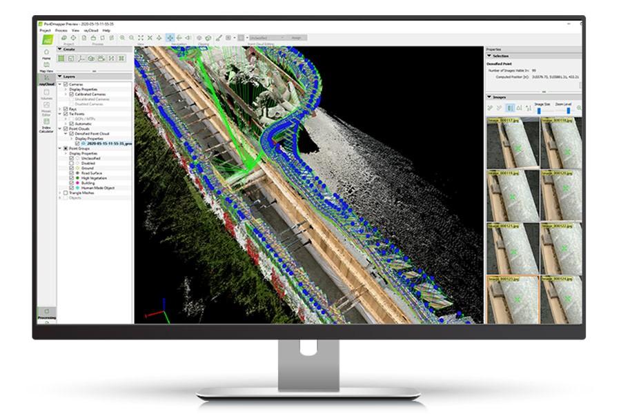 viDoc fotogrametría Profesional RTK para dispositivos móviles Apple Macintosh