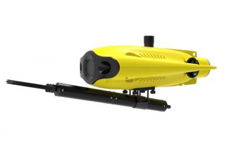 ROV CHASING Gladius Mini S con brazo robótico