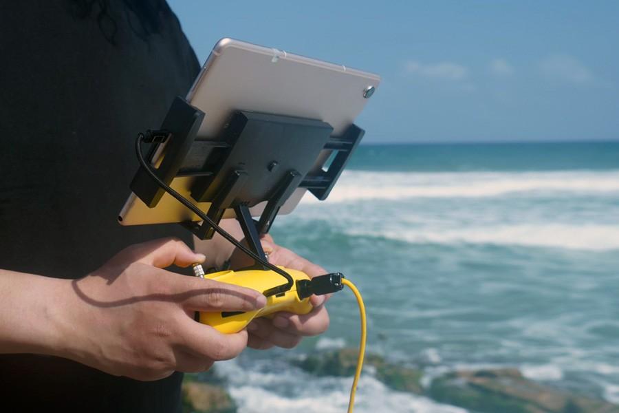 Control fácil del drone submarino CHASING Gladius Mini S