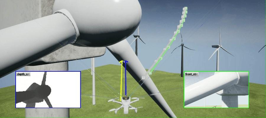 Plan de vuelo automatico para inspecciones de un ANAFI Ai