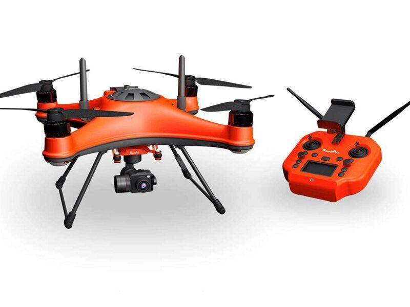 Splash 4 dron
