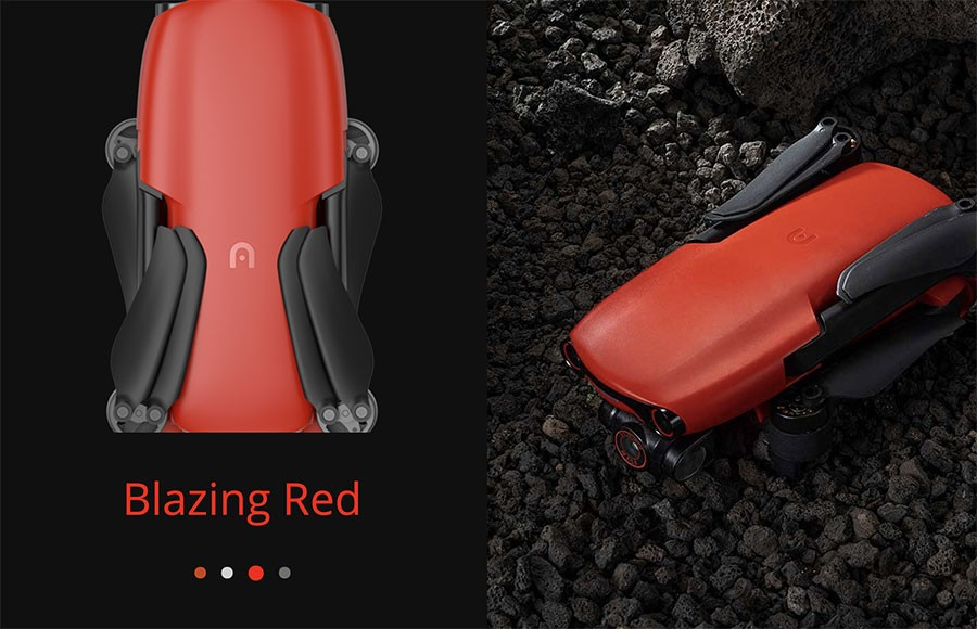 EVO NANO en color rojo ferrari