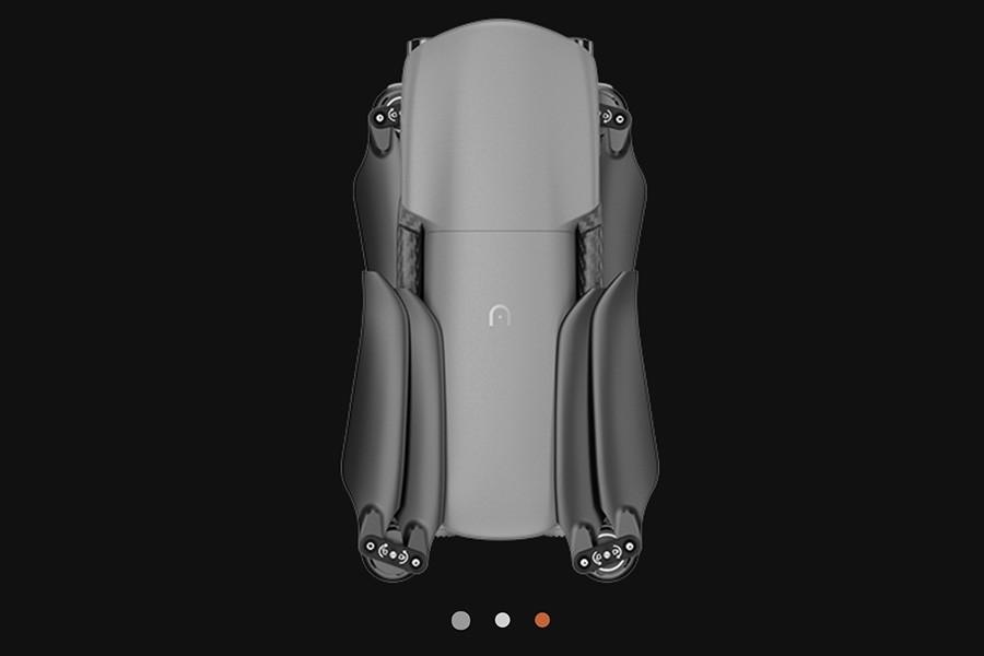 Autel EVO Lite pequeño y atractivo en color gris